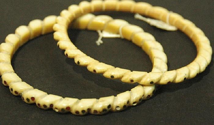 nettoyer des bijoux en ivoire