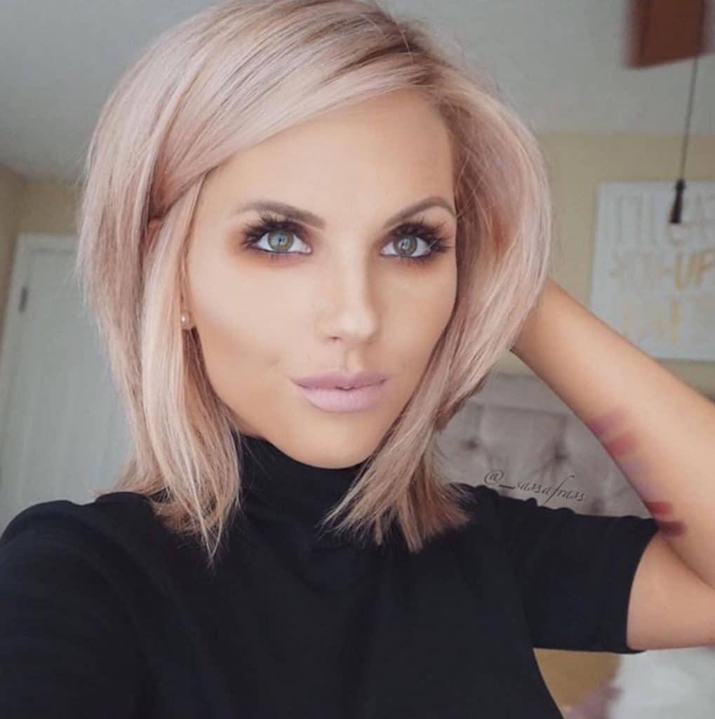 Blond rosé