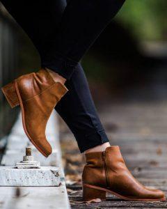 entretien chaussure en cuir