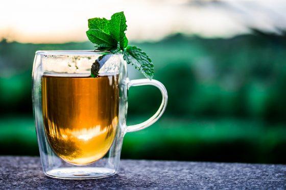 La tendance des machines à thé