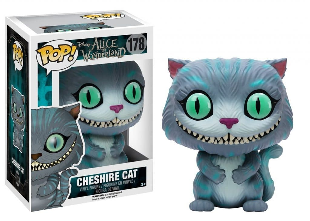 figurine chat funko pop