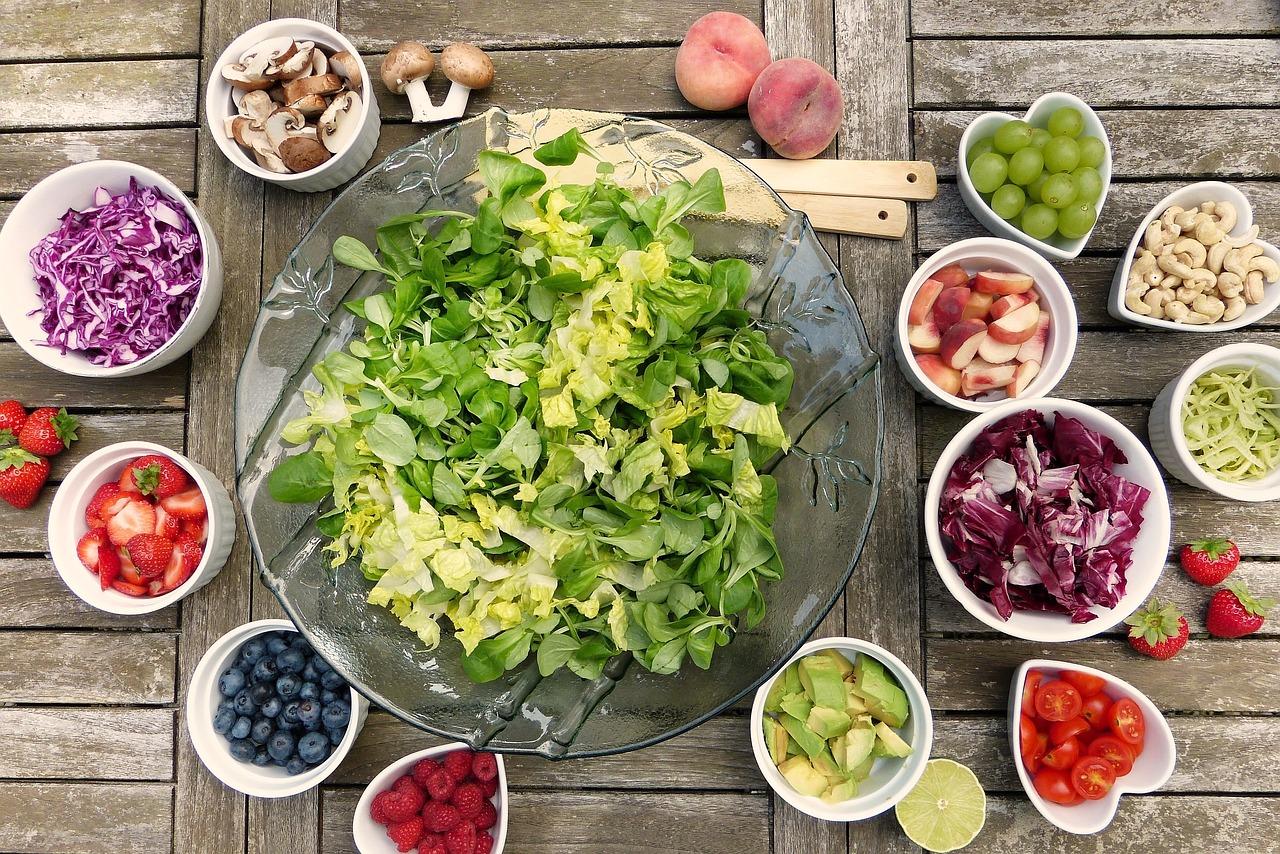 rééquilibage alimentaire