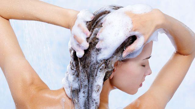 shampoing sans SLS