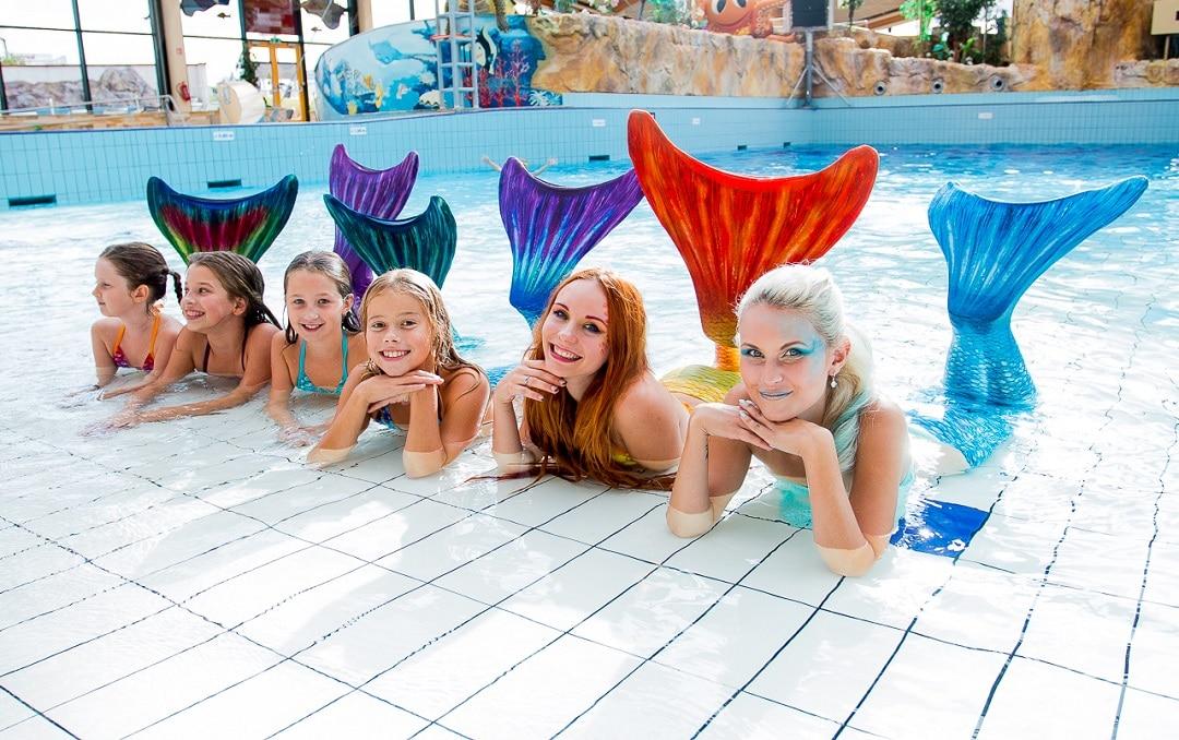 456e158d52 Queue de sirène : le maillot de bain pour le mermaiding