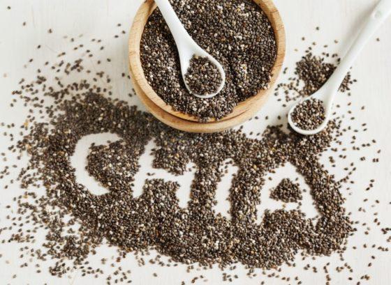Les vertus de la graine de chia pour le corps et pour perdre du poids