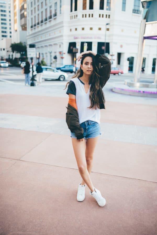look casual pour femme