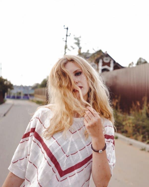 shampoing a la camomille pour blondes