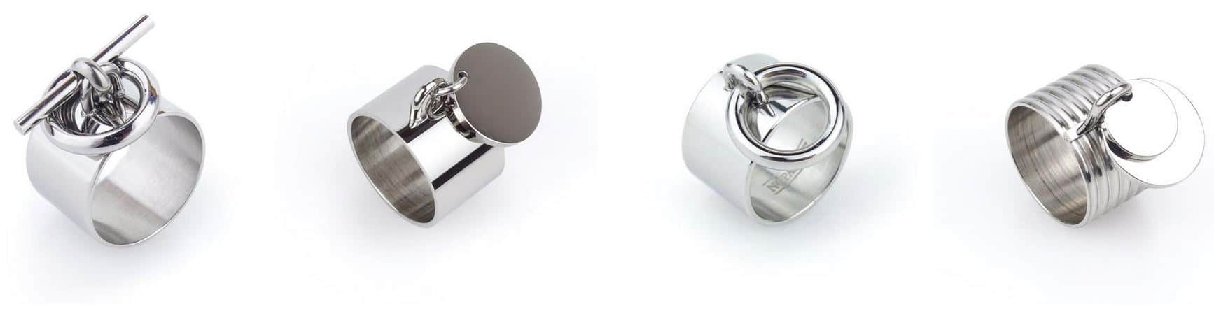 bijoux nopalace acier inoxydable