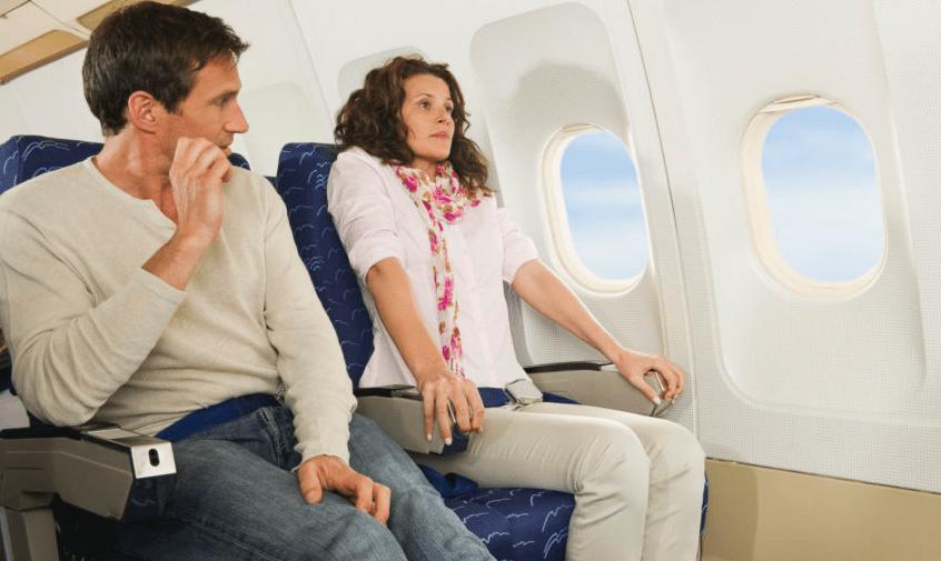 vaincre aerophobie ou peur de l'avion