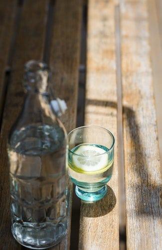 boire eau detox foie naturelle