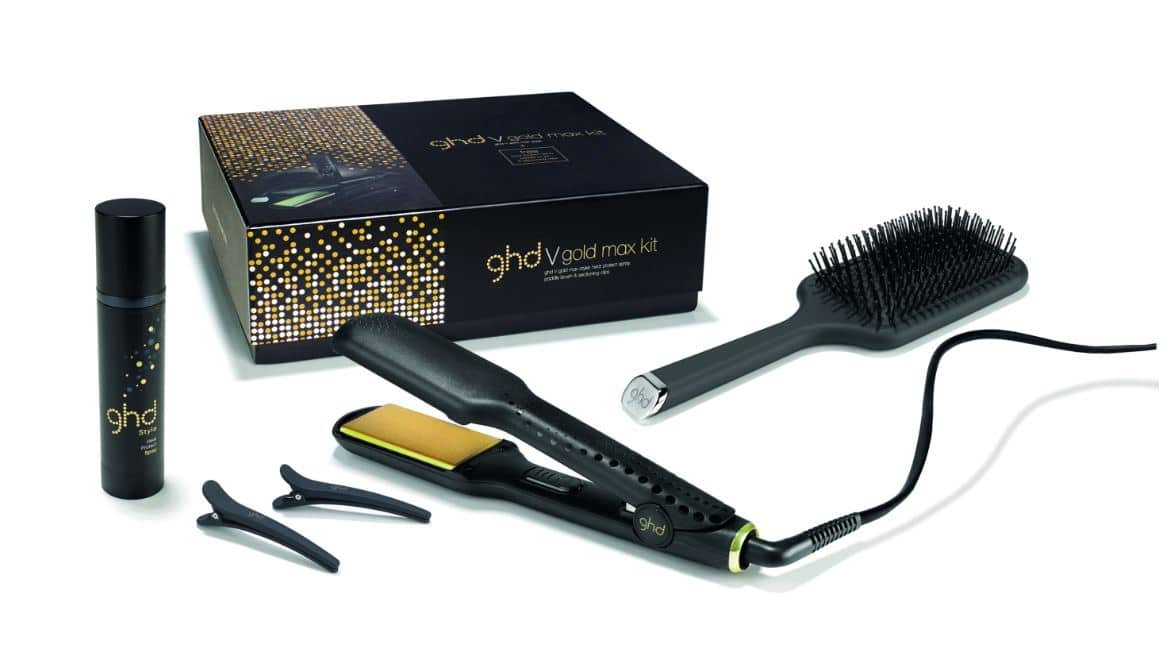 lisseur GHD Gold Max Styler