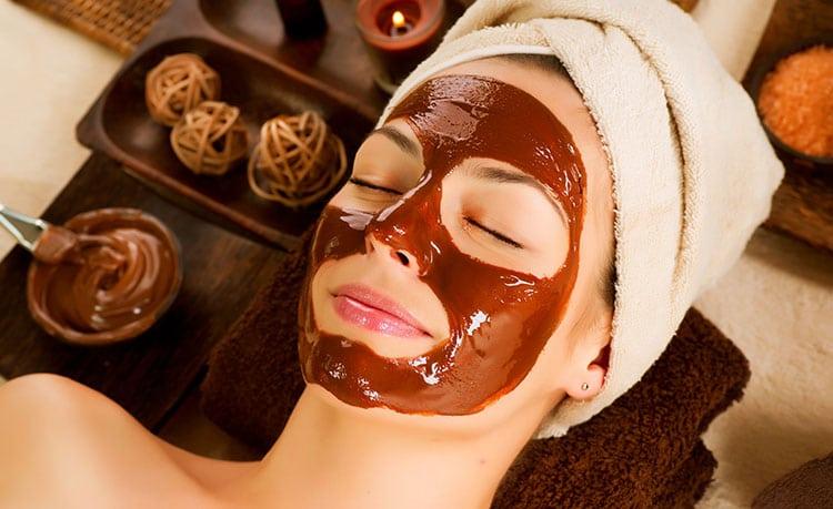 soin visage chocolat activite fun entre copine evjf