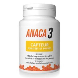 Anaca3 Capteur graisse et sucre