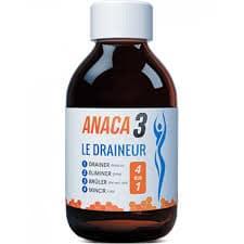 Anaca3 Draineur 4-en-1