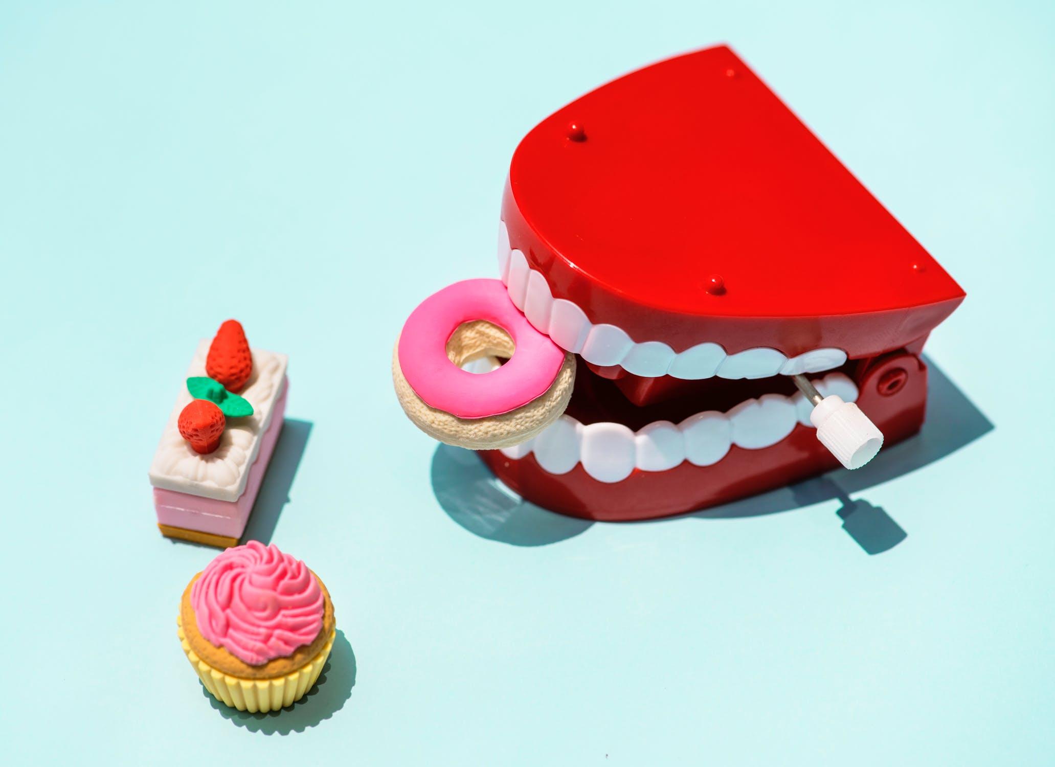 aliments pour blanchir des dents