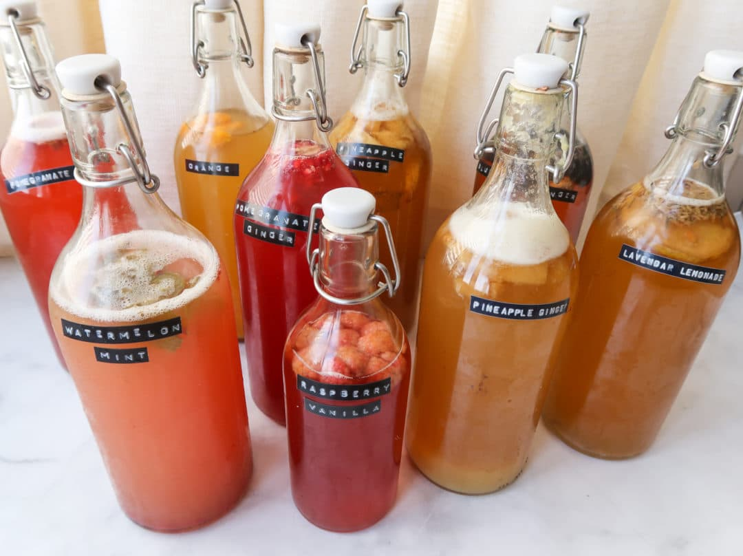 comment faire du kombucha
