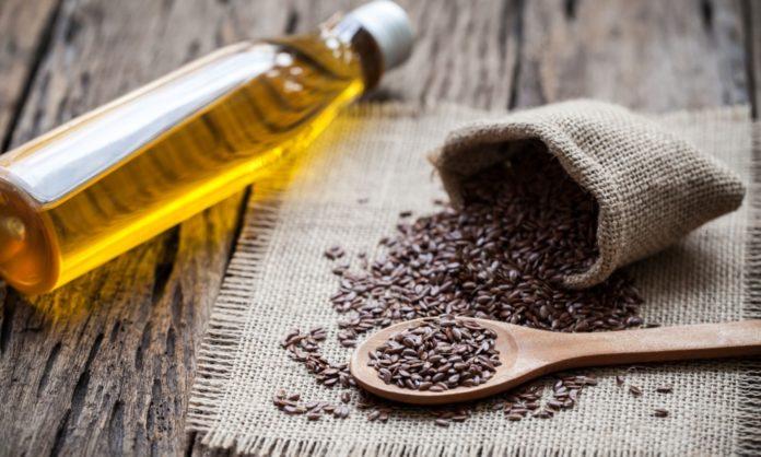 comment cuisiner l'huile de lin