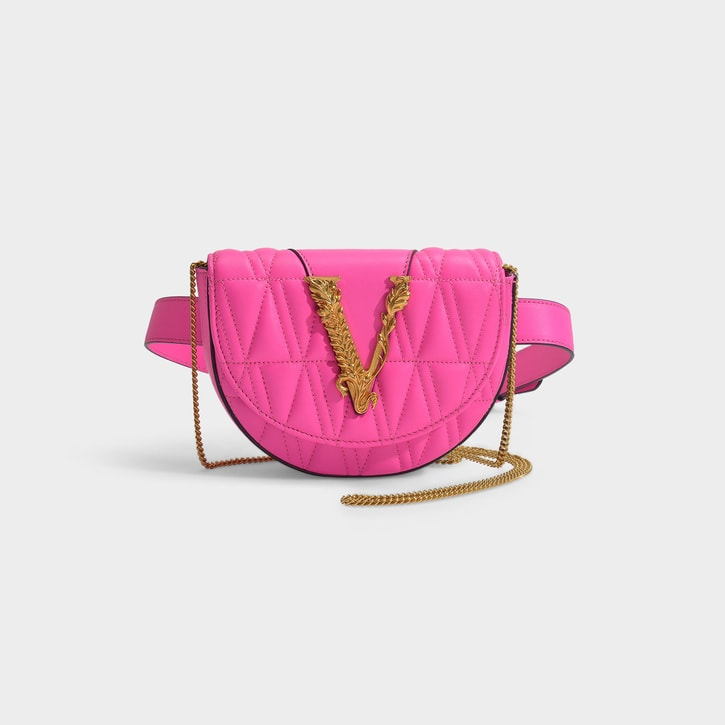 sac ceinture de luxe versace sur Monnier Freres 2