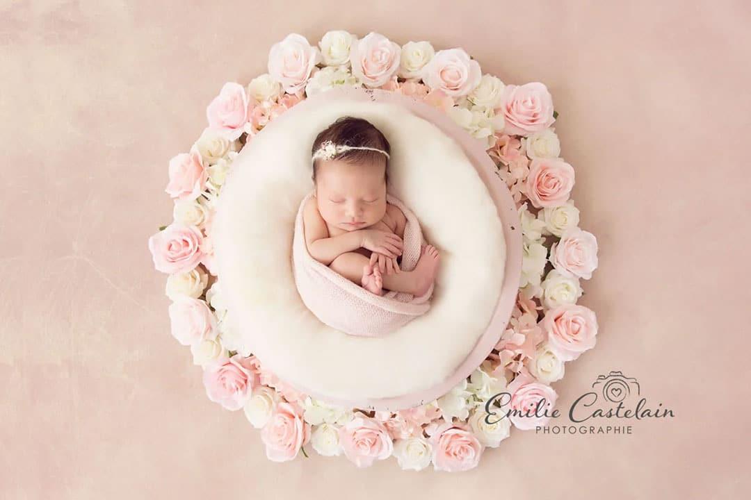 photographe bebe emilie castelain annecy