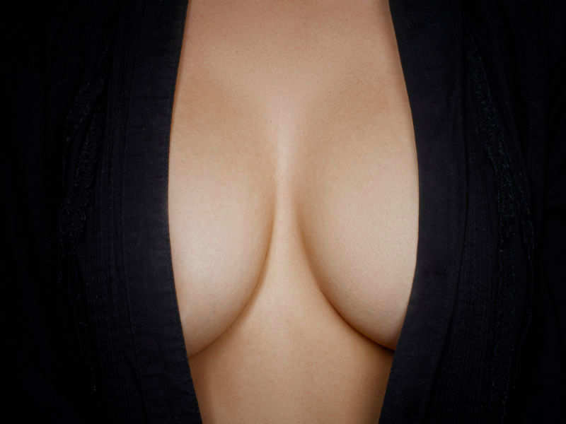 raffermir des seins qui pendent