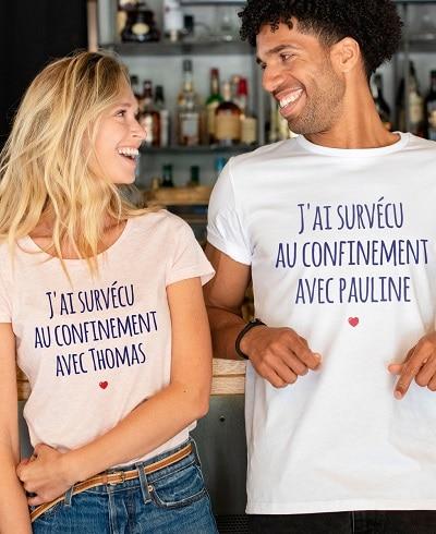 t-shirt-personnalisé-couple