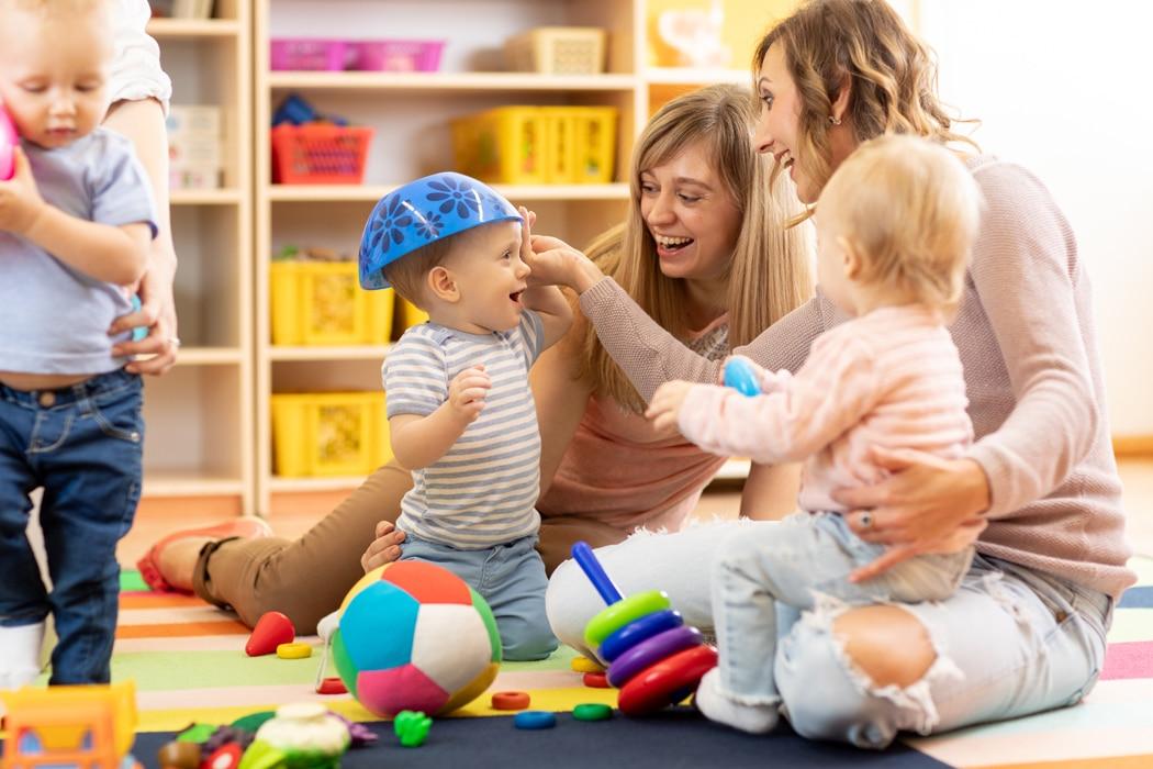 6 métiers de passion pour travailler avec les enfants