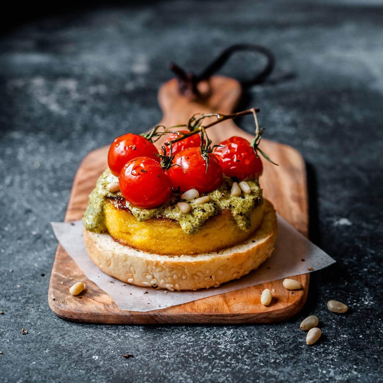 Comment faire des hamburgers végétariens qui plaisent à tous ?