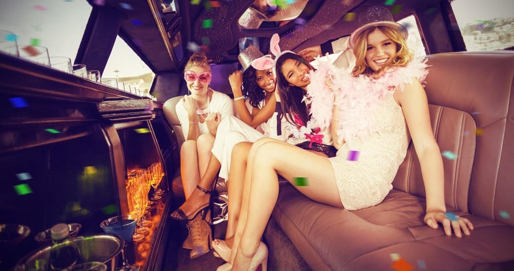 Evjf limousine