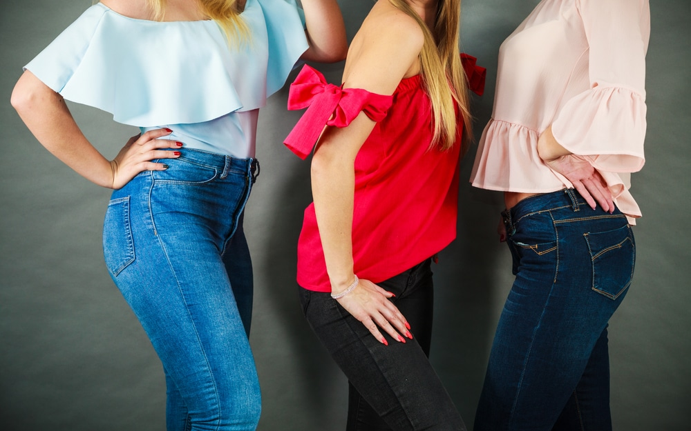 vêtements affinent la taille