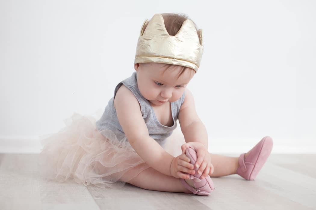 Bébé : quelles chaussures pour quel âge ?