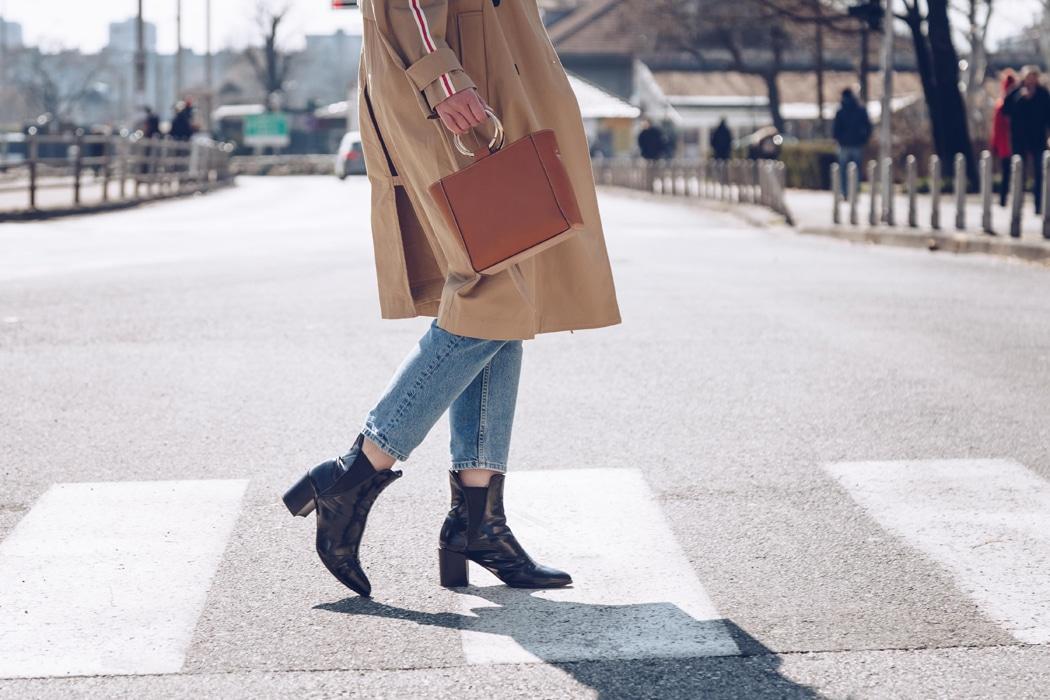 comment porter les bottines