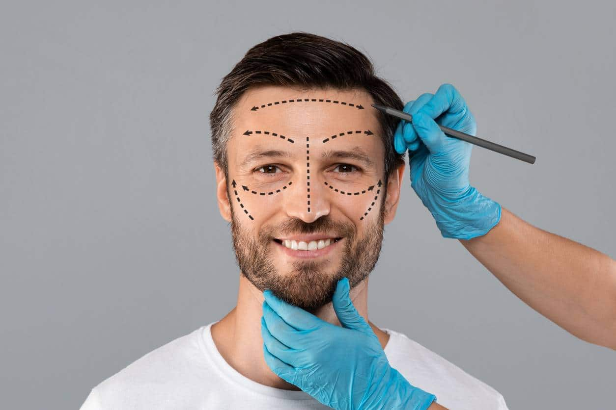 lifting visage