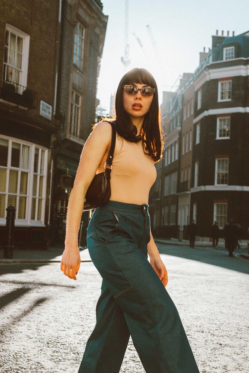 pantalon 70s